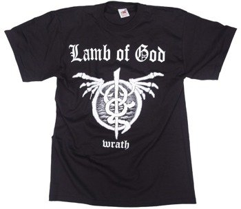 koszulka LAMB OF GOD - WRATH