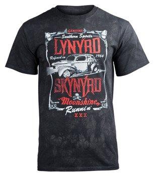 koszulka LYNYRD SKYNYRD - MOONSHINE RUNNIN, barwiona