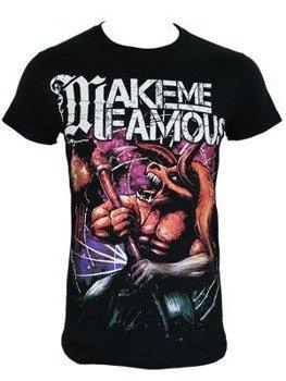 koszulka MAKE ME FAMOUS - BEAST BATTLE