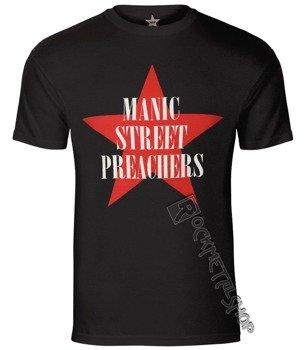 koszulka MANIC STREET PREACHERS - RED STAR