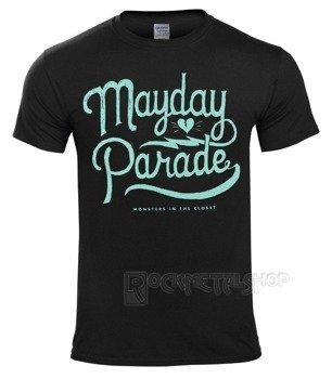 koszulka MAYDAY PARADE - SCRIPT