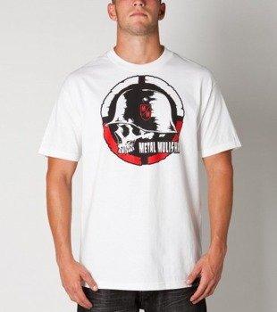 koszulka METAL MULISHA - BISECT biała