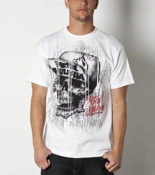 koszulka METAL MULISHA - BLVD biała