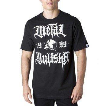 koszulka METAL MULISHA - BUTCHER czarna