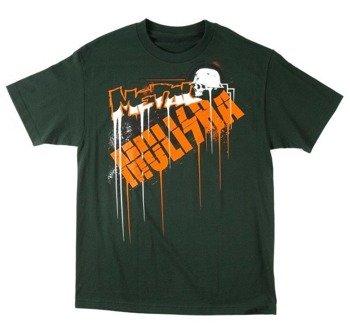 koszulka METAL MULISHA - DRIP zielona