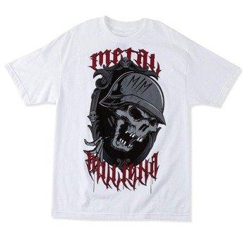 koszulka METAL MULISHA - FREAKSHOW biała