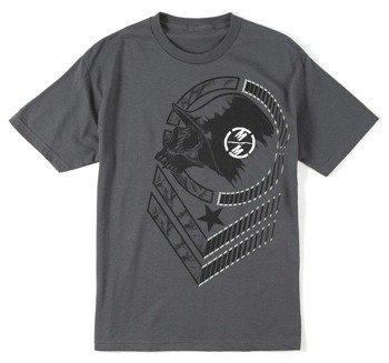 koszulka METAL MULISHA - HORRIFIC szara