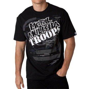 koszulka METAL MULISHA - MIGHTY czarna