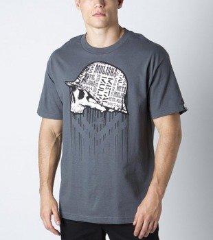 koszulka METAL MULISHA - NEGATIVE szara