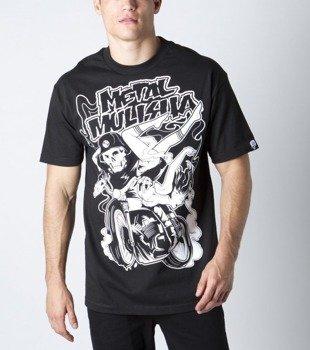 koszulka METAL MULISHA - SWIPE czarna