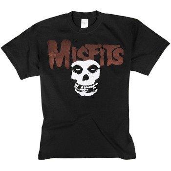 koszulka MISFITS, barwiona