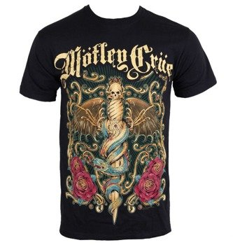 koszulka MOTLEY CRUE - EXQUISITE DAGGER