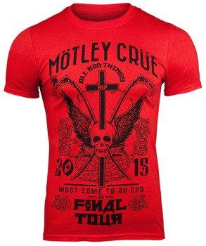 koszulka MOTLEY CRUE - FINAL TOUR TATTOO