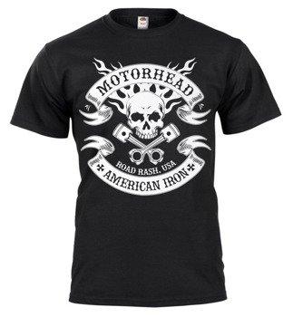 koszulka MOTORHEAD - AMERICAN IRON