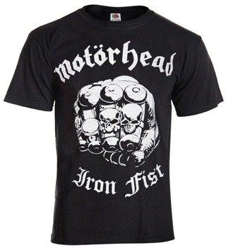 koszulka MOTORHEAD - IRON FIST