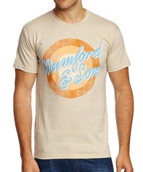 koszulka MUMFORD SONS - SUN SCRIPT