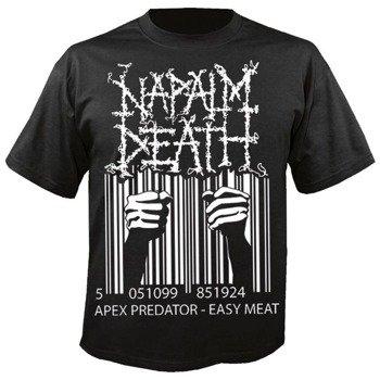 koszulka NAPALM DEATH - APEX PREDATOR.....
