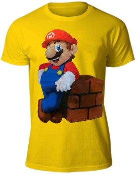 koszulka NINTENDO - MARIO BLOCK