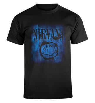 koszulka NIRVANA - GRUNGE PRINT
