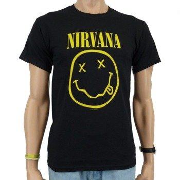 koszulka NIRVANA - SMILEY