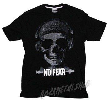 koszulka NO FEAR czarna