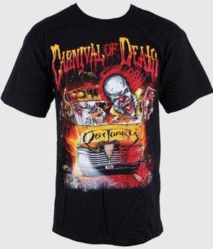 koszulka OBITUARY - CARNIVAL OF DEATH