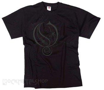 koszulka OPETH - BLACK 'O'