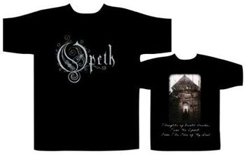 koszulka OPETH - THOUGHTS OF DEATH