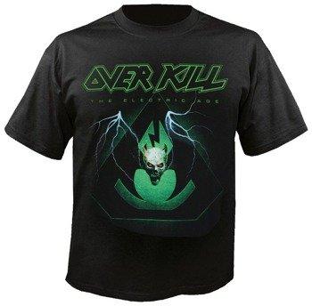 koszulka OVERKILL - THE ELECTRIC AGE