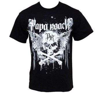 koszulka PAPA ROACH - CROSSBONES DRIPS