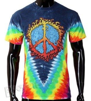 koszulka PEACE AMOEBA