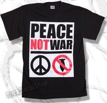 koszulka PEACE NOT WAR