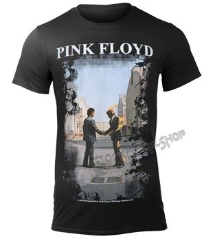 koszulka PINK FLOYD - BURNING MAN BLACK