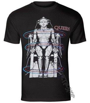 koszulka QUEEN - EUROPEAN TOUR 1984