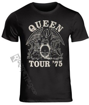 koszulka QUEEN - TOUR '75