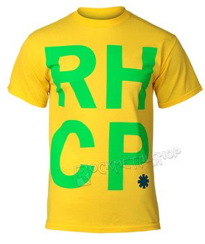 koszulka RED HOT CHILI PEPPERS - BRAZIL COLORS
