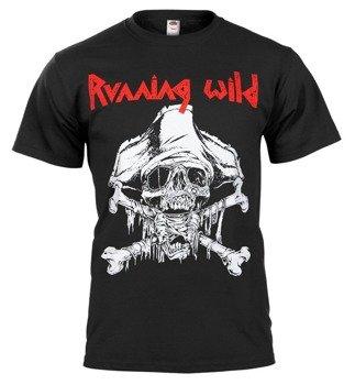 koszulka RUNNING WILD - PIRATE SKULL