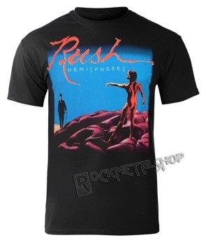 koszulka RUSH - HEMISPHERES