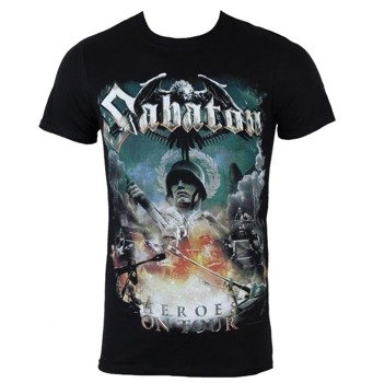 koszulka SABATON - HEROES ON TOUR