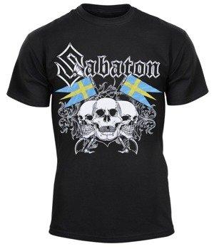 koszulka SABATON - SWEDISH PAGANS