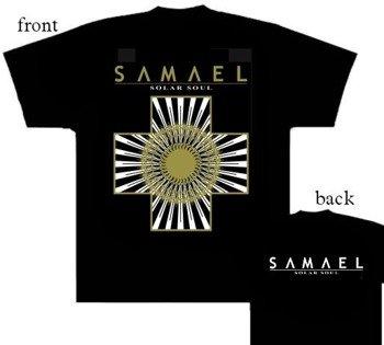 koszulka SAMAEL - SOLAR SOUL