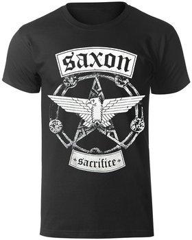 koszulka SAXON - SACRIFICE BANNER
