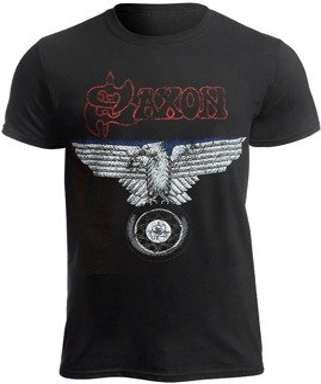 koszulka SAXON - WINGS OF STEEL FLAMES