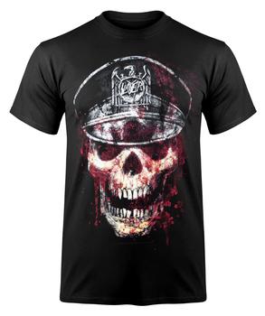 koszulka SLAYER - SKULL HAT