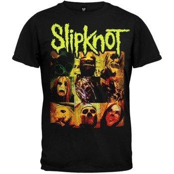 koszulka SLIPKNOT - GROUP SQUARE