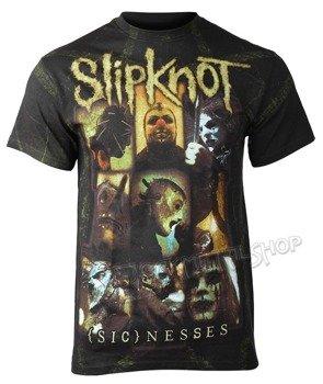 koszulka SLIPKNOT - {SIC}KNESSES