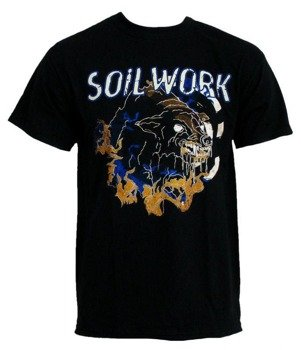 koszulka SOILWORK - LATE FOR THE KILL