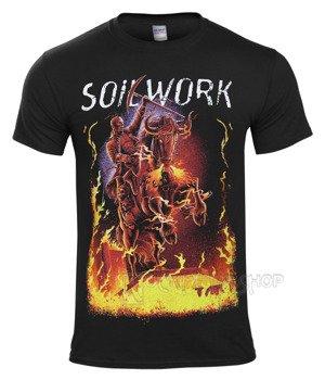 koszulka SOILWORK - SLEDGEHAMMER MESSIAH