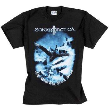 koszulka SONATA ARCTICA - BLACK SWAN
