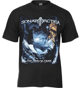 koszulka SONATA ARCTICA - THE DAYS OF GRAYS